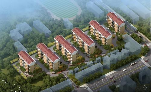 我司中标南昌华侨城员工宿舍建设工程项目