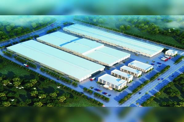 南宁经济技术开发区现代标准厂房1——6厂房